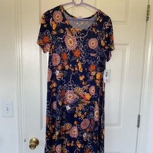 LuLarRoe Carly Small Dress for Sale